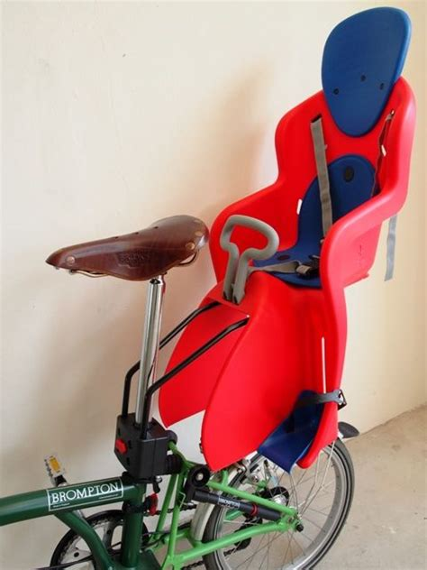 bobike child seat brompton 1000 images about brompton childs on