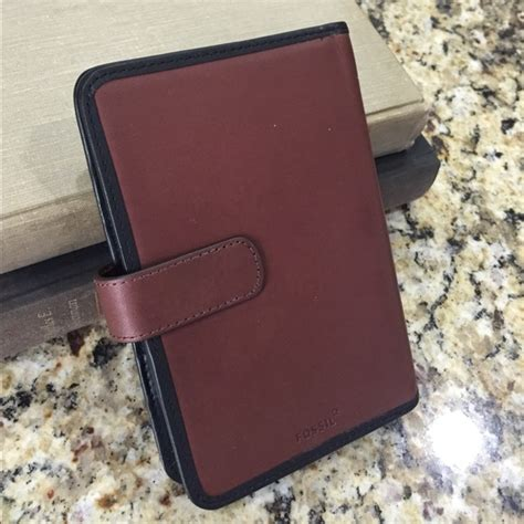 Tech Brown 29 fossil other fossil q tech brown leather smart