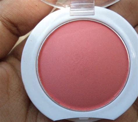 Maybelline Blush On Cheeky Glow Fresh Coral maybelline cheeky glow blush studio fresh coral swatches review and fotd