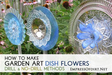 how to make flower garden 25 unique glass garden flowers ideas on glass