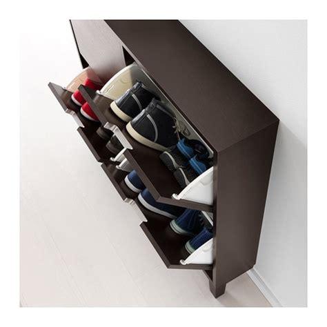 Bac Sepatu rangement chaussures plastique ikea