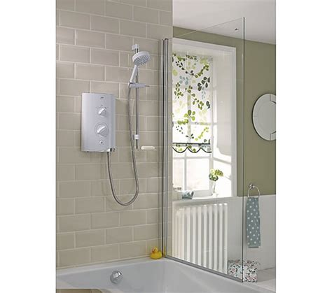 Mira Sport Shower Not Working by Mira Sport Thermostatic Electric Shower 9kw White And Chrome