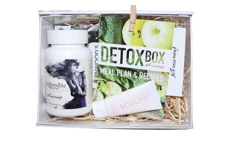 Goddess Detox Discount by 7 Day Detox Box From Fernwood Fitness Groupon Goods