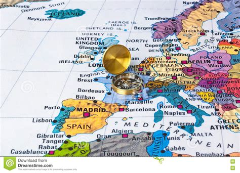 european memories travels and adventures through 15 countries travels and adventures of ndeye labadens books europe map and compass stock photo image of goal journey