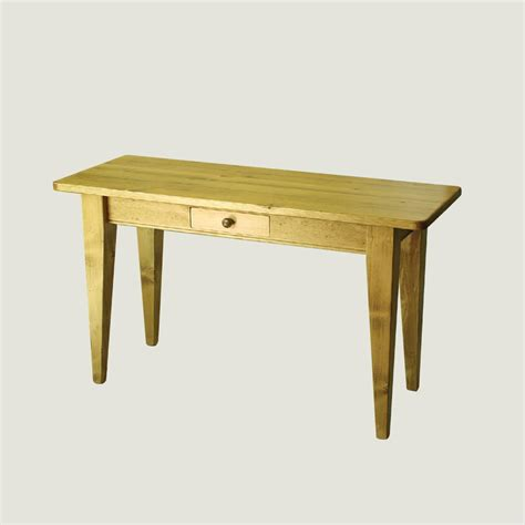 writing desk with one drawer true