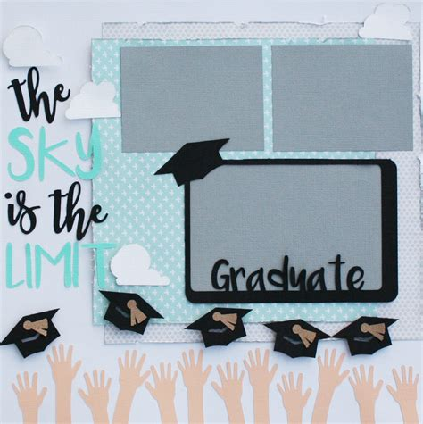layout design for graduation graduation day cutting collection pazzles craft room