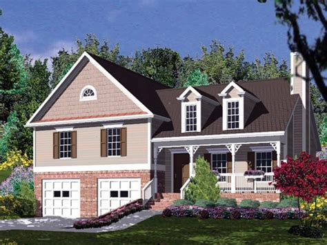 Split Level House Style awesome split level style pictures house plans 21632