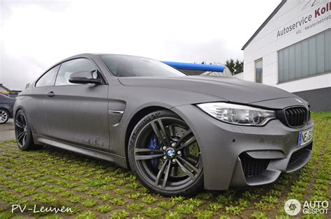 Bmw Frozen Grey by Frozen Grey Bmw M4 Makes You Mad With Desire