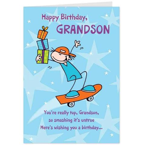 Happy Birthday Original Wishes 1st First Birthday Wishes Greetings Quotes For Grandson In