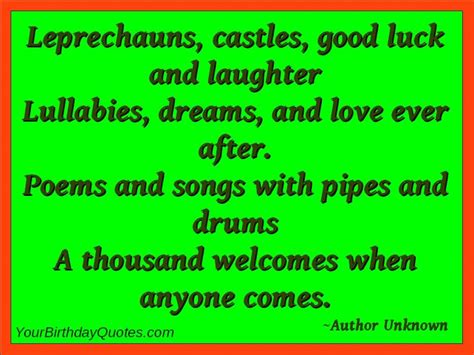 day sayings st patricks day quotes and sayings image quotes at