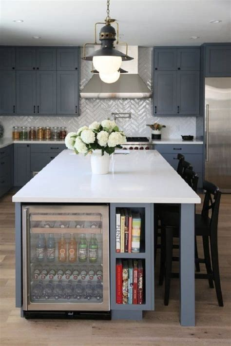kitchen island with refrigerator 12 ideas to bring sophistication to your kitchen island