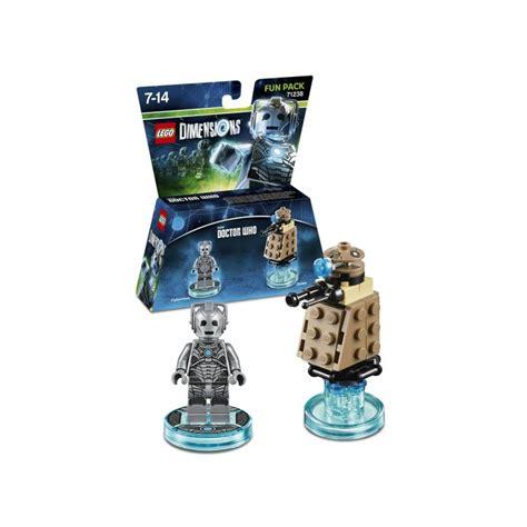 lego pack cyberman 71238