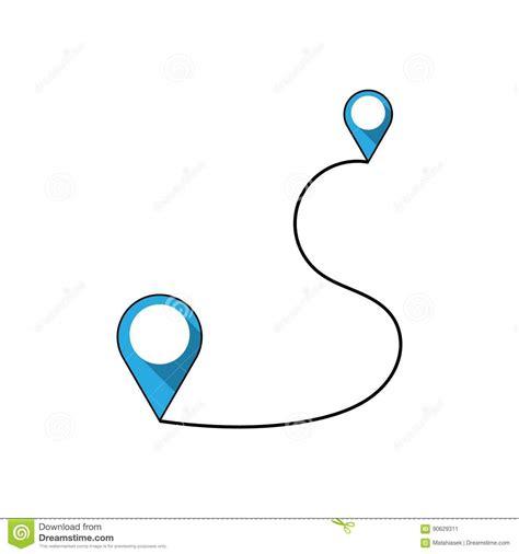 guardarropa definicion linea navigatore dell icona illustrazione di viaggio