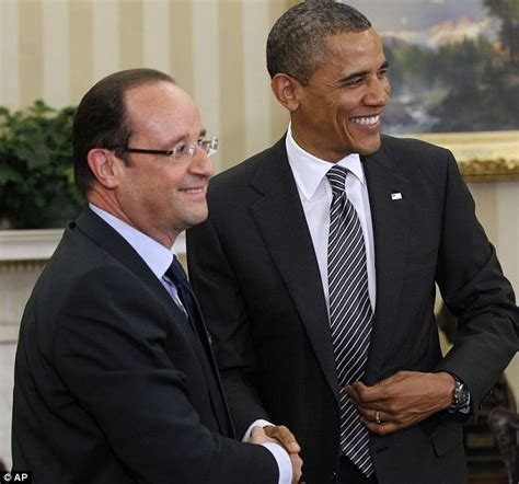 How Much Does A President Make After Office by Obama Hosts Francois Hollande But What Will Make