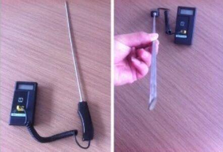 Termometer Digital Aspal digital portable asphalt thermometer