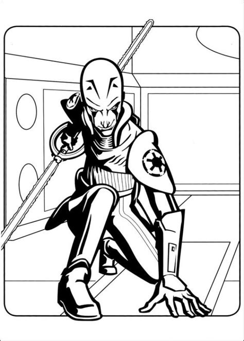 wars rebels coloring pages free wars rebels coloring pages