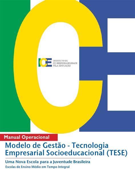 Modelo Curricular Marcela Lawler manual sobre a tese