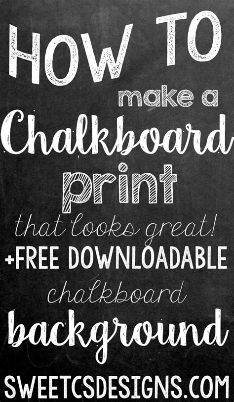 printable chalkboard fonts 1000 images about printable stuff on pinterest