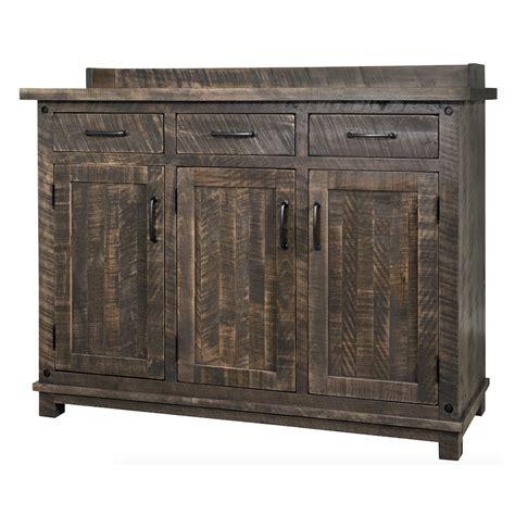 adirondack sideboard home envy furnishings solid wood