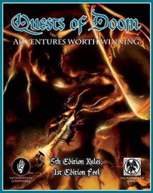 the devils grin volume quests of doom for d d 5e is here