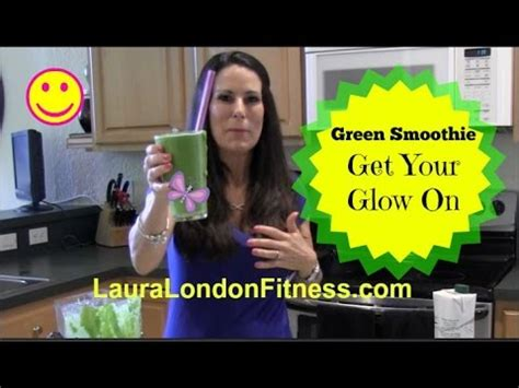 Get Your Glow On by Get Your Glow On Green Smoothie With