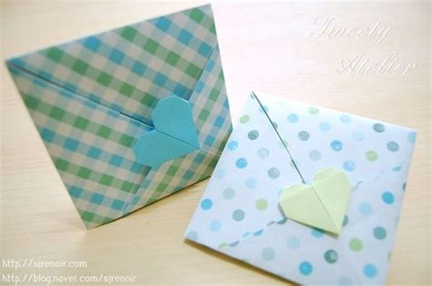 origami stationery origami letters and coeur d alene on