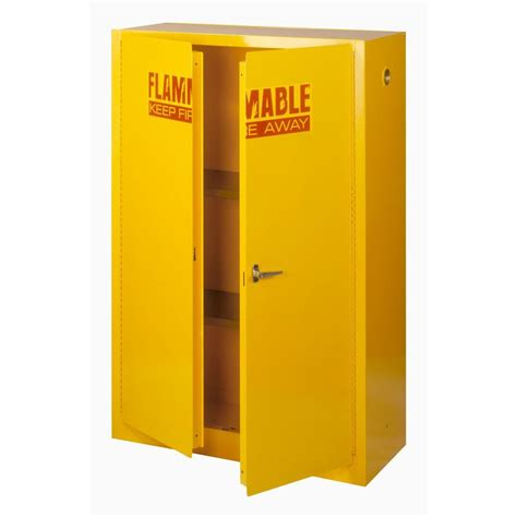 home depot safety yellow paint sandusky 65 in h x 43 in w x 18 in d steel freestanding