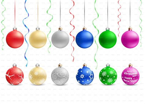 christmas baubles christmas baubles by romvo graphicriver