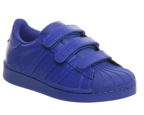 Adidas Supercolour For 37 40 adidas superstar 10 2 pharrell supercolour bold blue