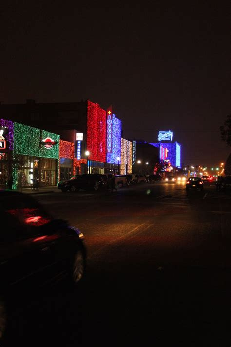 automobile alley lights tabulous design lighting up okc automobile alley
