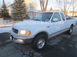 Used Ford 4x4 Trucks For Sale 1997 Ford F150 Lariat 4x4 Truck Used For Sale