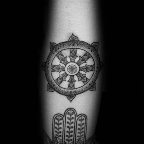 dharmachakra tattoo designs 40 dharma wheel designs for dharmachakra ink