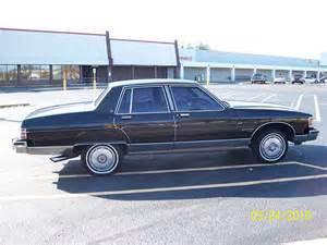1980 Pontiac Bonneville 1980 Pontiac Bonneville