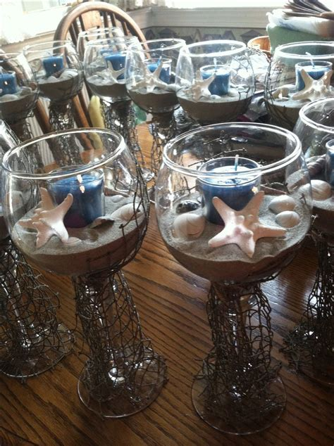 themed wedding centerpieces best 25 nautical table centerpieces ideas on