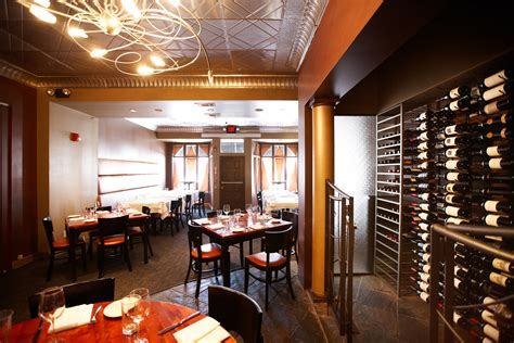 restaurant with private dining room private dining fahrenheit restaurant cleveland