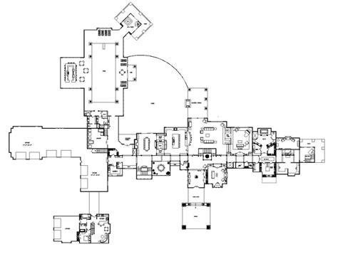 Estate Home Plans by Grand Teton Estate Luxury Floor Plan By Wisconsin Log Homes