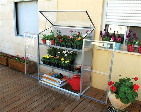 serre da terrazzo serre da balcone strutture giardino