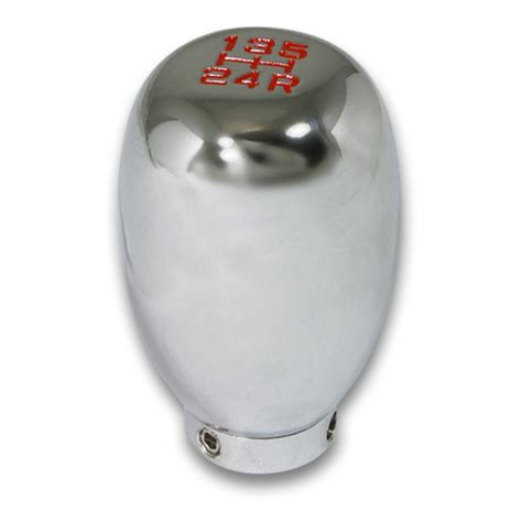 Jdm Shift Knob by Universal 5 Speed Manual Jdm Style Aluminum Shift Knob Chrome
