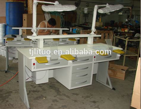 lab bench 6 wholesale 2015 new style dental lab bench dental table