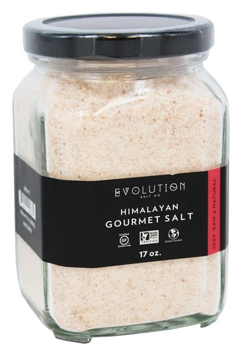 evolution himalayan salt l 639713990331 upc evolution salt fine gourmet himalayan
