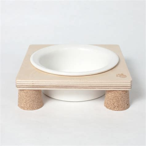 dogs by design paw mini pet dish by pmo design milk