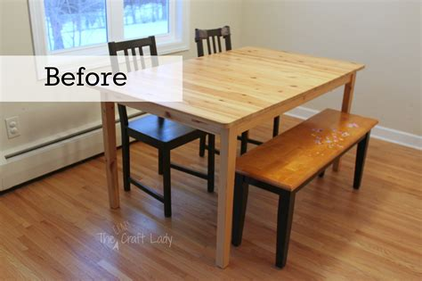 diy concrete dining table top and dining set makeover