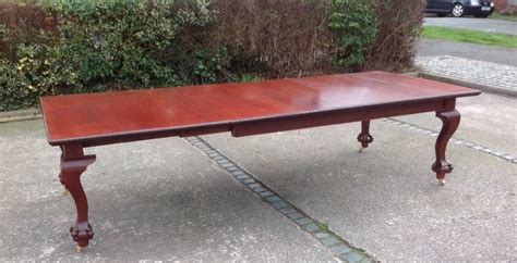 14 seater dining table large 14 seater mahogany dining table 460689