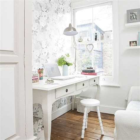 white home office small home office housetohome co uk