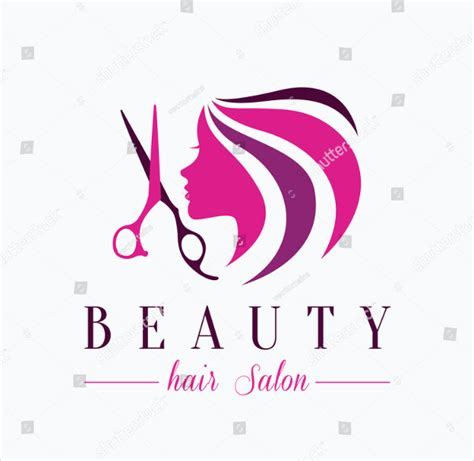 22 Hair Salon Logo Templates Free Premium Psd Hair Salon Logos Templates