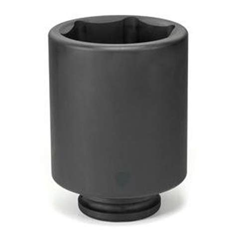 Kunci Sock Impact 80mm 1 Drive Impact Socket Metric Crossman Usa 1 1 2 drive x 88mm impact socket grey pneumatic 6088md