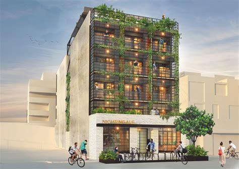 sustainable apartment design nightingale apartments 6 florence street brunswick