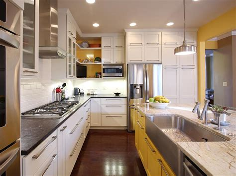 Painting Kitchen Cabinets Ideas Home Renovation - crave worthy kitchen cabinets hgtv