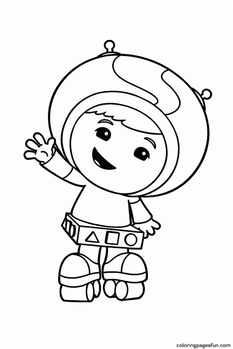 coloring in pages printable team umizoomi printable coloring pages coloring home