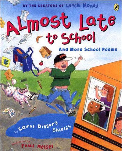 More Almost Free Books Bookmooch by Almost Late To School And More School Poems Picture